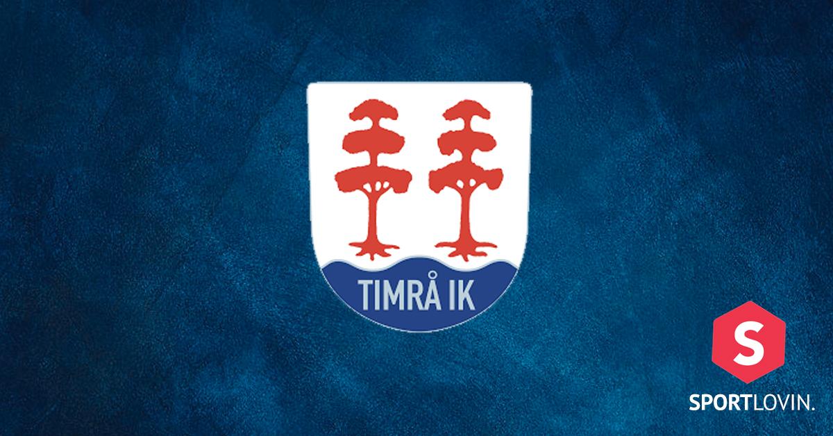 Förändringar - här är Timrås lag ikväll